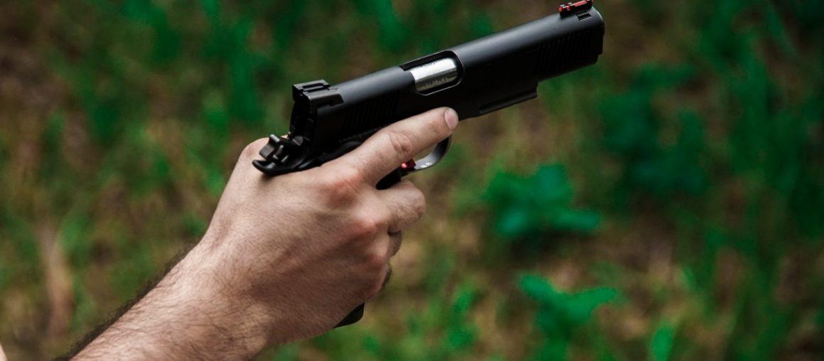 dicas de segurança para o manuseio de armas de fogo