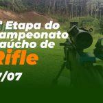 5ª Etapa Campeonato Gaúcho de Rifle - Prova Peso Duplo